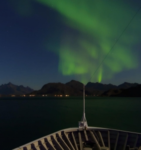 Nordlicht, Norwegen