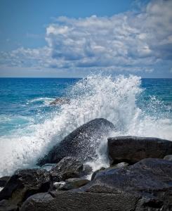 Welle, Meer, Wolke - 2