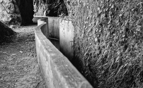 Levada Höhle