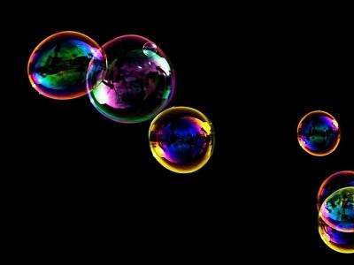 Colourful Bubbles