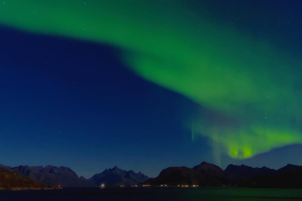 Norwegens Dunkle Horizonte