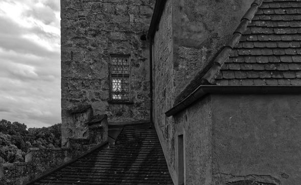 Burghauser Burg - Detail
