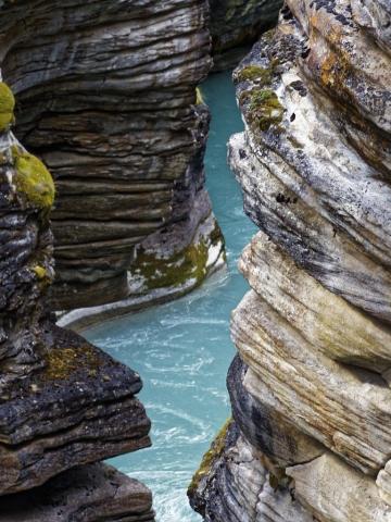 Canyon in Kanada